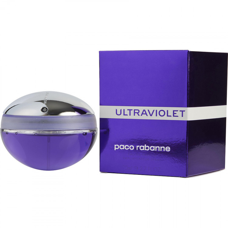 "Paco Rabanne ""Ultraviolet Woman"" 80ml"