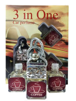 "Car perfume ""Coffee"" (3in1)"