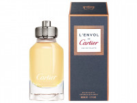 Cartier de L Envol  edt for men 80 ml