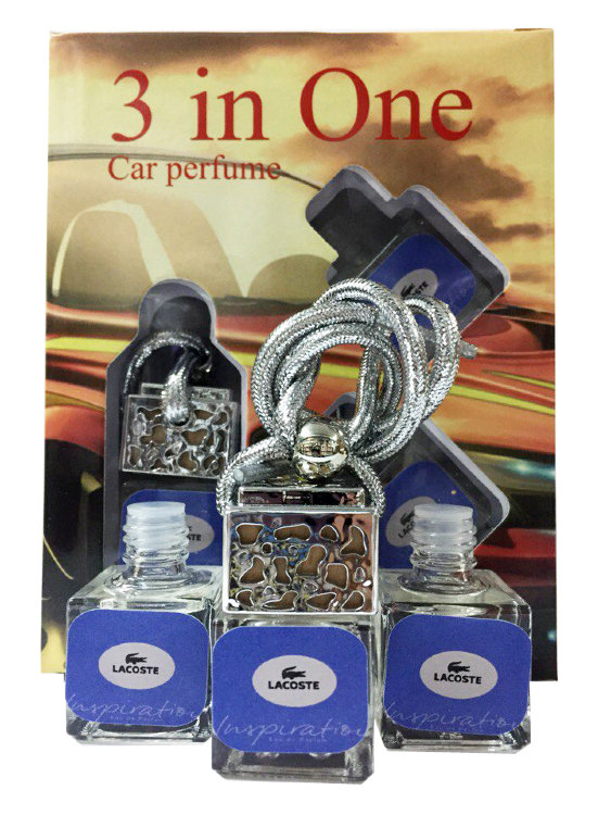 "Car perfume Lacoste ""Inspiration"" (3in1)"