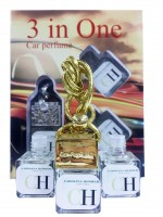 "Car perfume Carolina Herrera ""CH"" (3in1)"