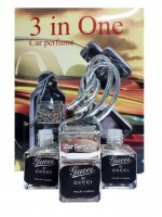 "Car perfume Gucci ""Gucci By Gucci Pour Homme"" ( 3 in 1)"