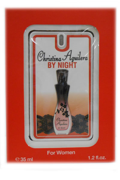 Christina Aguilera By Night 35ml NEW!!!