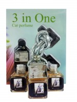 Car perfume Salvador Dali (3in1)