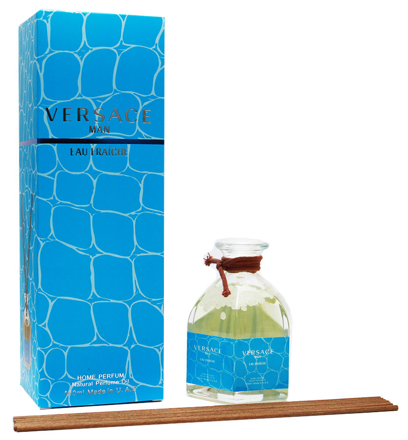 аромадиффузор Versace Man Eau Fraiche Home Parfum 100 Ml купить по