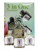 "Car perfume Yves Saint Laurent ""Saharienne"" ( 3 in 1)"