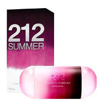 "Carolina Herrera ""212 Summer""  for women 60ml"