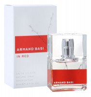 Armand Basi In Red edt for women original