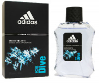 Adidas Ice Dive eau de toilette for him 100 ml (оригинал)