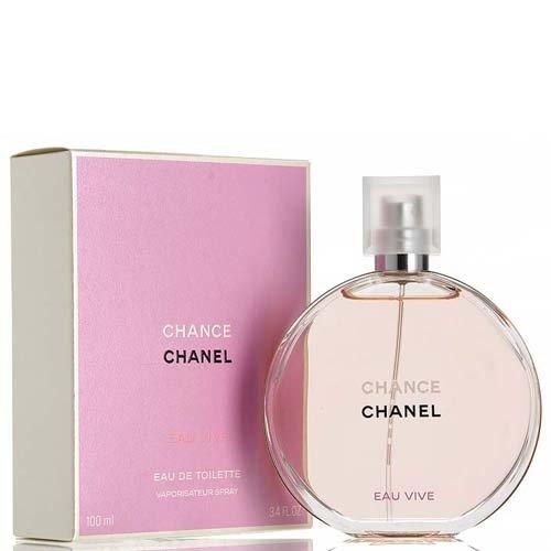 adae215a2b67 Chanel Chance Eau Vive 100ml купить по оптовой цене 330 руб.