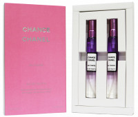 Подарочный набор 2х15 Chanel Chance Eau Tendre eau de toilette for women